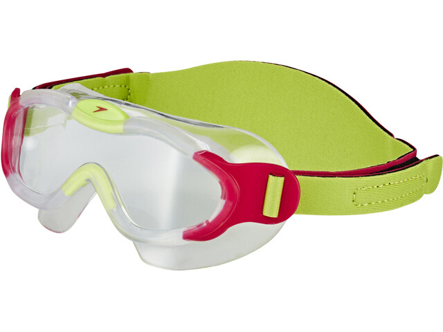 53656a12b872 ... speedo Biofuse Sea Squad Goggle Children green transparent. speedo ...